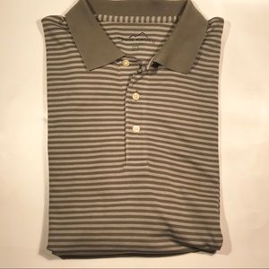 Eddie Bauer Pima cotton short sleeve polo shirt